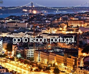 lisbon, Dream, and goals image