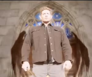 angel, dean winchester, and gif image