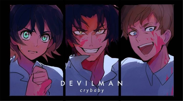 103 Images About Devilman Crybaby On We Heart It See More About Devilman Crybaby Anime And Devilman