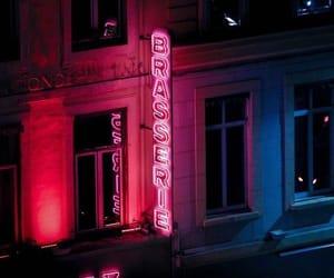 glowing, lights, and night lights image