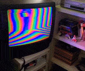 gif, tv, and alternative image