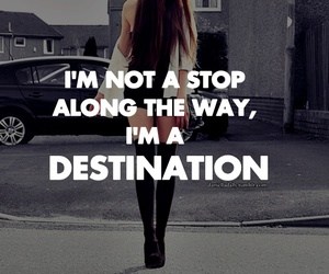 quote, girl, and style image