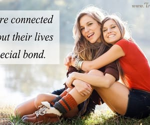 siblings, sisters, and sister quotes image