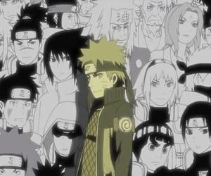anime, familia, and ninja image