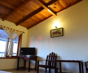 the alpine chalet, dhanachuli hotels, and accommodation image
