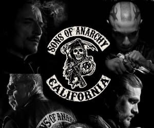 happy, sons of anarchy, and juice image