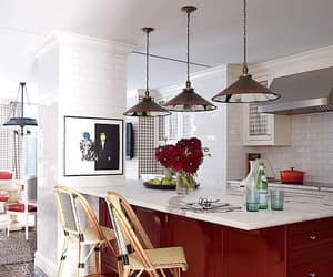 contemporary, decor, and decorating image
