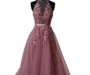 Prom, dress, and prom dress image