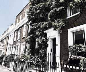 architecture, Houses, and london image