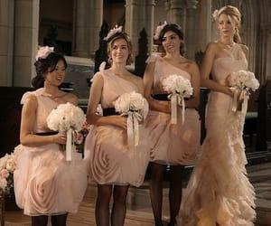 gossip girl, wedding, and marriage image
