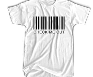 check me out t-shirt image