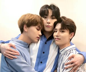doyoung, taeil, and haechan image
