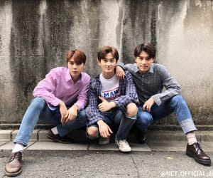 taeil, nct, and johnny image