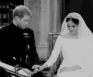 gif, prince harry, and royal wedding image