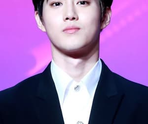 bday, exo suho, and exo leader image