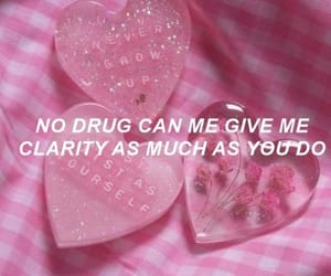aesthetic, quotes, and drug image