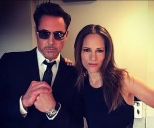 Avengers, couple, and Marvel image