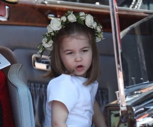 child, princess charlotte, and british royal family image