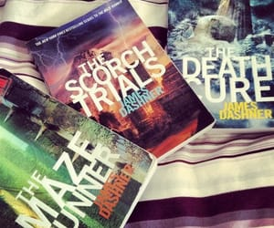 beautiful, books, and james dashner image