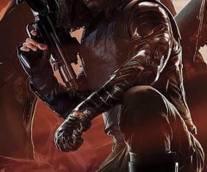 Marvel and sebastian stan image