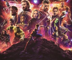 Marvel and infinity war image