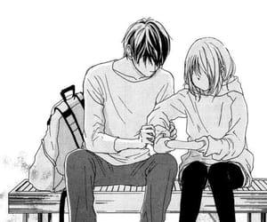 anime, ninako, and couple image