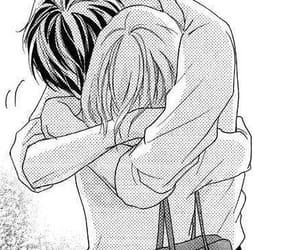 strobe edge, manga, and love image