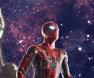 Avengers, comics, and galaxy image