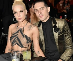 couple, halsey, and him and i image