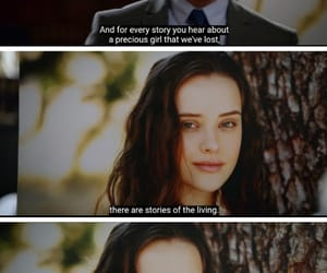 quotes, 13 reasons why, and netflix image