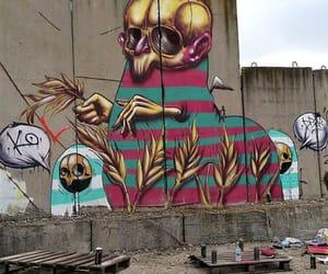 art, street art, and dobuko crew image