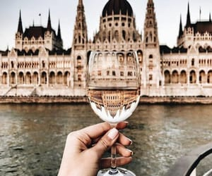 drink, adventure, and travel image
