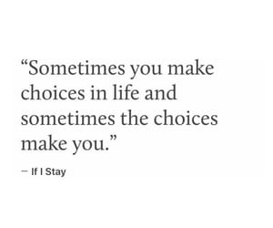quotes, choices, and Citations image