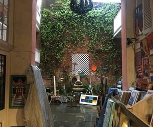adventure, alleyway, and art image