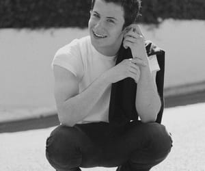 dylan minnette, boy, and 13 reasons why image