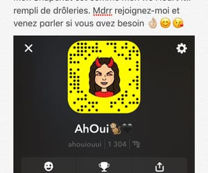 drole, snap, and follow image