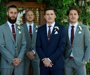 boys, elegant, and suit image
