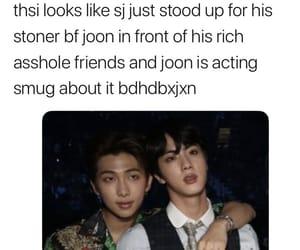 bbma, bts meme, and namjoon image