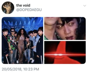 meme, bts, and bbma image