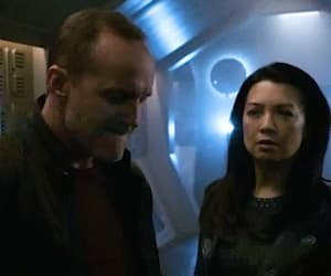 canon, Marvel, and agent coulson image