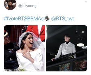 meme, royal wedding, and bts image
