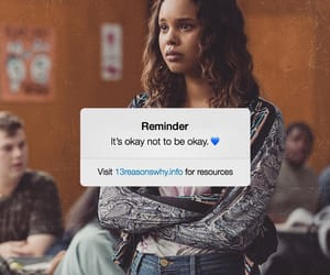 13 reasons why, alisha boe, and sad image