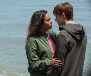 13 reasons why, miles heizer, and alisha boe image