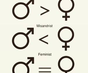 feminism, equality, and woman image