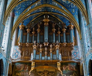 cathedral, france, and albi image
