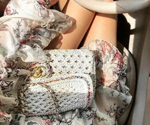 beauty, chanel, and dress image