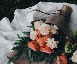 bouquet, color, and flowers image