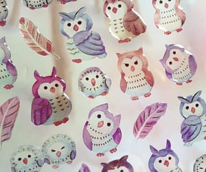 baby owl, gift for child, and owl craft image