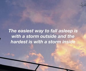 aesthetic, grunge, and storm image