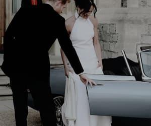 couple, royal wedding, and m&h image